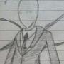 Slender Man by Ghost-Kewell