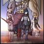 The Titan Gods
