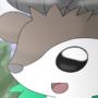 cute skiddo anthro o3o by DreamEclipseWolf