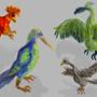 fantasy birds by GameBlock