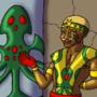 R'lyehan Priest of Cthulhu by BrandonP