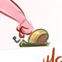 hi snail by musikalgenius