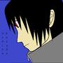 Uchiha Sasuke by RoxasHolder
