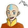 Avatar Aang by dumxiit