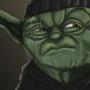 Gangsta Yoda by shaggyp