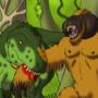 King Kong Battles by BrandonP