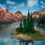 Landscape by PaintBoxHero