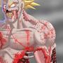 Zombie Goku by bocodamondo