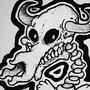 Skull by RoostahFari