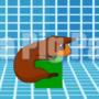 Guinea Pig Parkour Fail by WaldFlieger