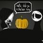 Happy Halloween by grimharbor
