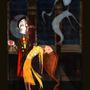 Vampire WIP by odditiesbyangela