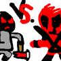 Me VS Zed by JeffFan1st
