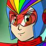New OC: Spectrum Man! by RayLeeWorld