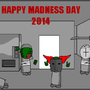 from madness to newgrounds by djzombie