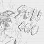 Son Goku by stripmakerF