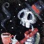 Toasty Bones by odditiesbyangela