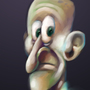 Old dude by invaderdesign
