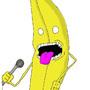 Banana Joke Hole by paranoiaman