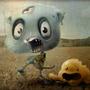 Zombie gumball by liransz