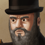 Steampunk Old Man by Joeyag