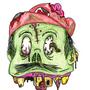 ZombieMario by oho123