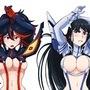Ryuko vs Satsuki