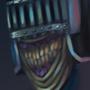 Judge Death by invaderdesign