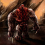 Titan monster by FASSLAYER