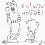Zombie Calvin and Hobbes