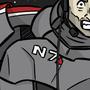 """Clan Night"" 3 of 4 (Shepard)"