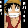 Monkey D Luffy by KidzMation