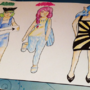 my three oc's by AngelsDead