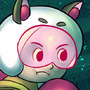 Bee and Puppycat angry faces by megadrivesonic