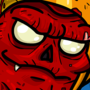 Rocket Beans TV Zombie / Halloween Logo