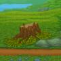 Pixel art landscape by BaukjeSpirit