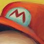 Mario by invaderdesign