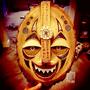 Floyd the Mask by odditiesbyangela