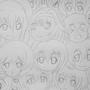 Face Overload 07 by KazamiKeitaro