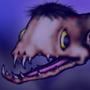 Manray Eel by ApocalypseCartoons