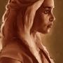 Daenerys Targaryen by SamJonesIllustrator