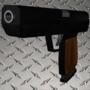 simple gun by AFF14