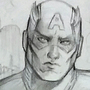 Captain America by bella-art