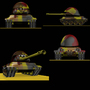 The Sarge Tank by PoeitWarrior