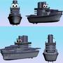 Battle Ship SS 426 by PoeitWarrior