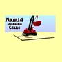 Namid Bucket Crane by PoeitWarrior