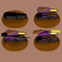 Ganster Violin Case by PoeitWarrior