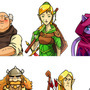 Puzzle Forge 2 Characters by Sev4