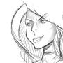 she-sketch by MAKOMEGA