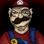 Old Mario by FilipStredansky